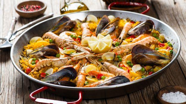 Nirmala Cooking School Paella