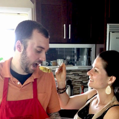 Couples Goal, Anniversary, Cooking Class, Nirmalas Farmstead Hudson Valley, NY