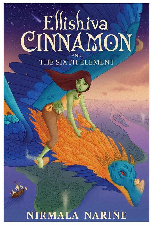 Ellishiva Cinnamon and The Sixth Element