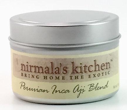 Peru, Peruvian Aji Spice Blend, South American Spices Nirmalas Kitchen Hand Crafted Gluten Free Spices