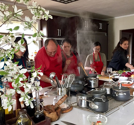 Nirmalas Farmstead Cooking School