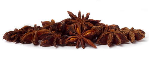 Nirmalas Kitchen Single Origin Spice- Star Anise is a prized ingredient needed by the pharmaceutical industry.