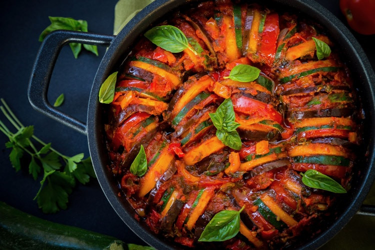 Nirmalas Cooking School Traditional-Ratatouille