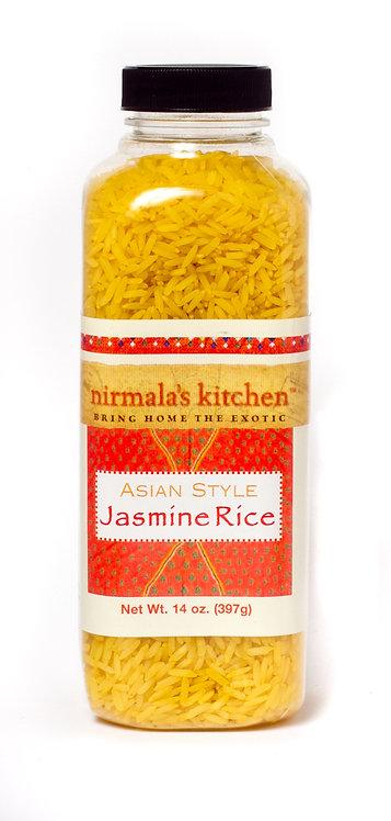 Asian Style Saffron Jasmine Rice Nirmalas Kitchen