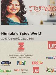 Nirmalas Spice World ZLiving Ayurveda Spice Queen ZeeAlwan ZeeNung ZLiving