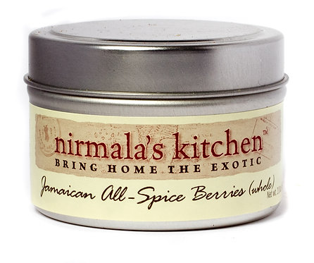 Nirmalas Kitchen- The active ingredients in the allspice have chemical compounds that eliminate inflammation.