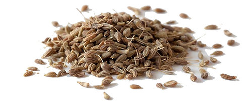 Nirmalas Ajowan Seeds Rich in vitamins and fiber, Ajowan eases indigestion and asthma symptoms.