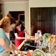 Girl Gang, Escape the office with a cooking class, team building at Nirmalas