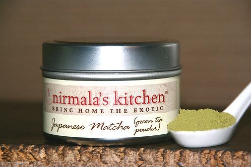 Japanese Matcha Green Tea Powder Nirmalas Kitchen