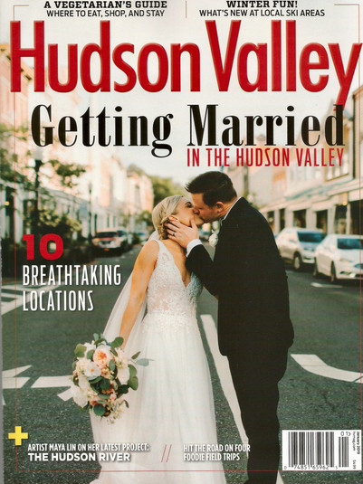 Nirmala's Farmstead Hudson Valley Magazine Wedding Issue