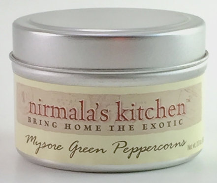 Nirmalas Kitchen Single Origin Spice - pepper possesses the ability to stimulate the appetite