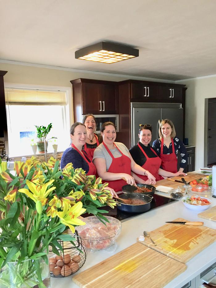 Nirmala Cooking School-Brunch Gang