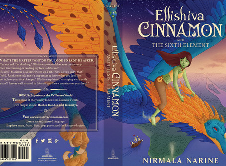 Ellishiva Cinnamon & The Sixth Element