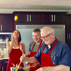 Mindful Team Building,Cooking with Spice at Nirmalas Farmstead, NY Hudson Valley