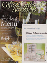 Nirmala's Kitchen - A world of seasonings, as Americans find new and exciting ways to spice up their lives- Gift and Decorating Magazine Nirmala Narine Thai, African, Indian Spice Gift Sets