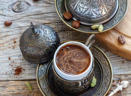 Easy and Healthy way to spice up your morning Cup of Joe.