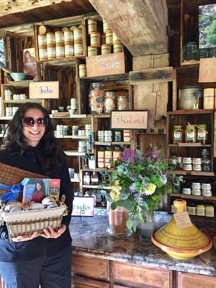 Nirmala's Spice Shop at the Farm