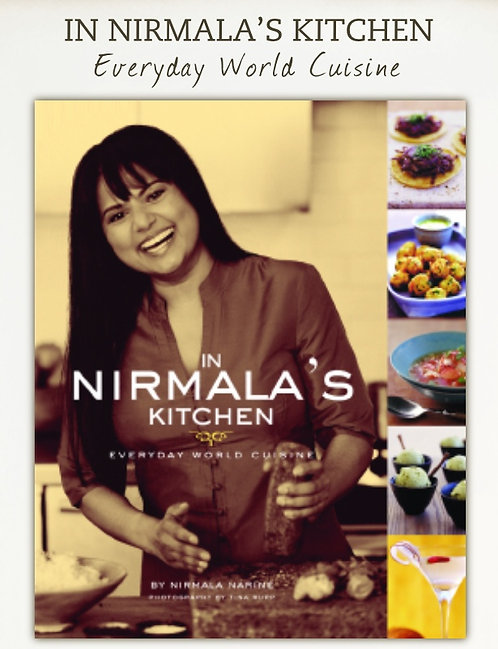 In Nirmala's Kitchen-Everyday World Cuisine