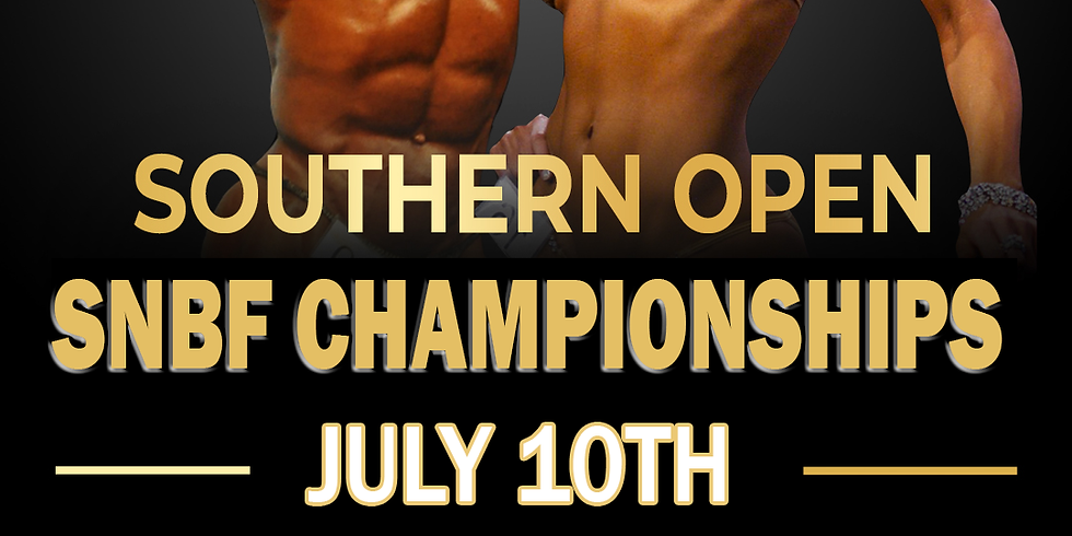 Southern Open SNBF Championship - Pro-Qualifier