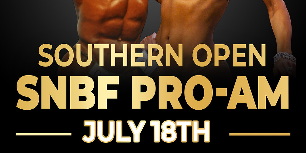 ULTIMATE SNBF Pro-Am Event GA ST - Southern Open