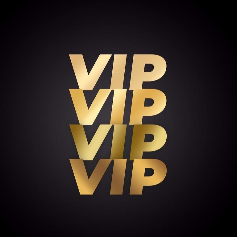 3 pm Advanced VIP SNBF Tickets