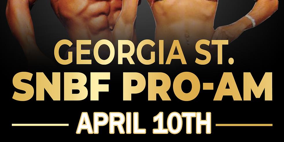 Georgia State SNBF Pro-Am