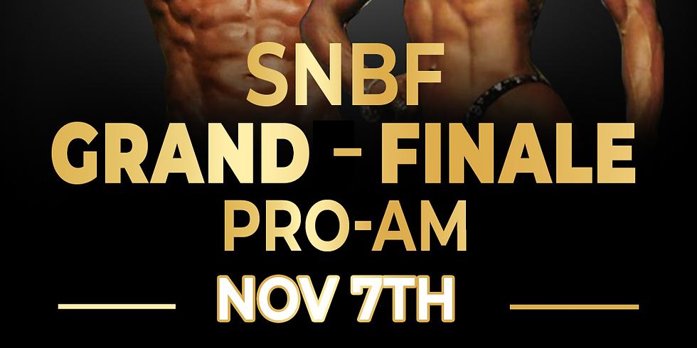 SNBF Grande Finale Pro-Am & Atlanta SNBF Championships COMBINED EVENT