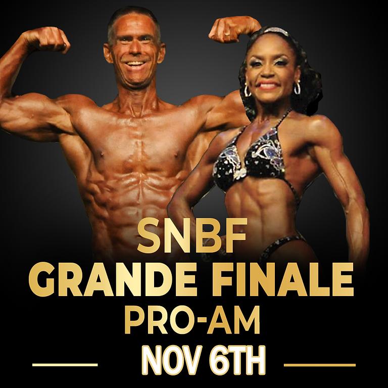 SNBF Grande Finale Pro-Am
