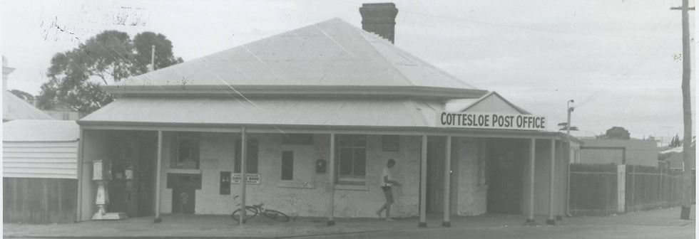 Old Cottesloe Post Office