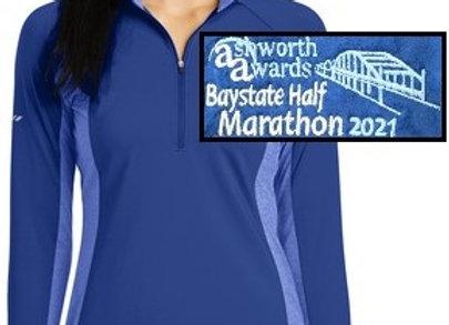 Women's Baystate HALF Marathon 1/2 Zip