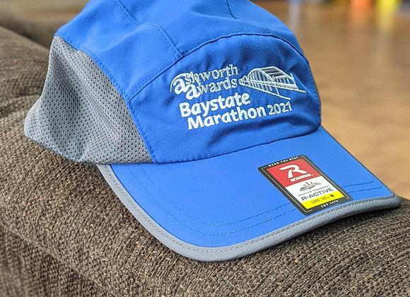 Baystate Marathon Running Hat (Blue)