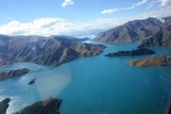 Lake Benmore Gorge