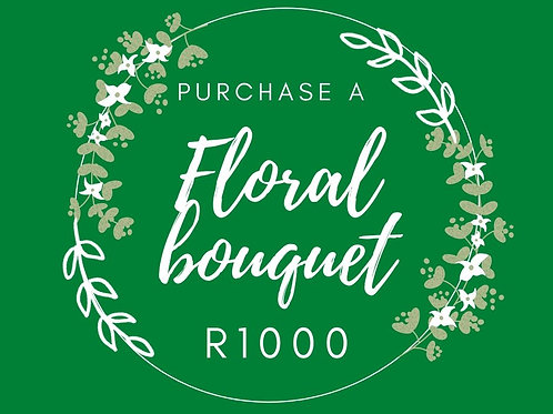 Floral Hand-tied Bouquet R1000