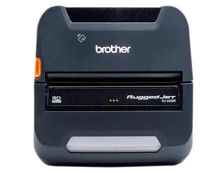 מדפסת ניידת BROTHER RJ-4230BL