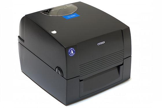 מדפסת מדבקות/ ברקודים CITIZEN CL-S321