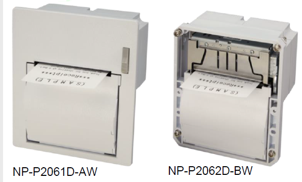 מדפסת פאנל NP-P2061M / NP-P2062M / NP-P20AR