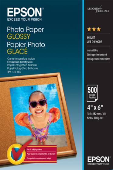 copy of נייר למדפסת Photo Paper Glossy 10x15cm EPSON