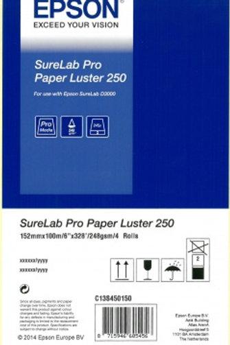 נייר למדפסת Premium Luster Photo Paper A4 EPSON