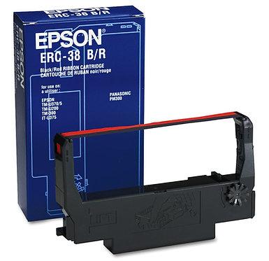 סרט דיו EPSON ERC-38B/R
