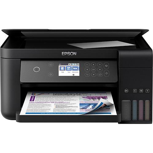 מדפסת הזרקת דיו משולבת EcoTank ITS L6160 EPSON