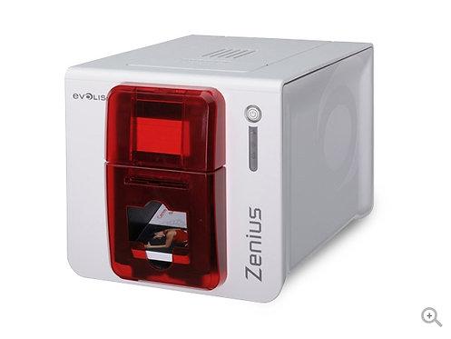 מדפסת כרטיסי פלסטיק EVOLIS ZENIUS