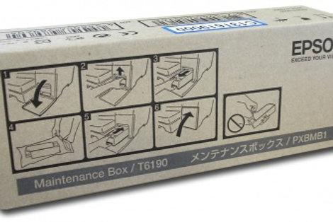 מיכל עודפים אפסון EPSON T6190 Maintenance Box 35k