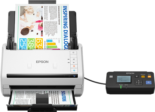 סורק עסקי אפסון WorkForce DS-530 EPSON