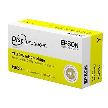 מיכל דיו צהוב EPSON DISCPRUDUCER