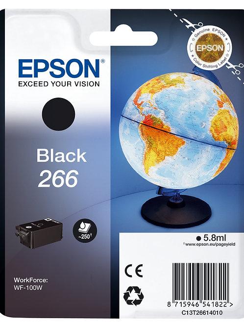 דיו צבעוני למדפסת אפסון INK 266 CARTRIDGE EPSON