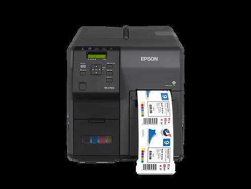 מדפסת מדבקות ColorWorks C7500 EPSON