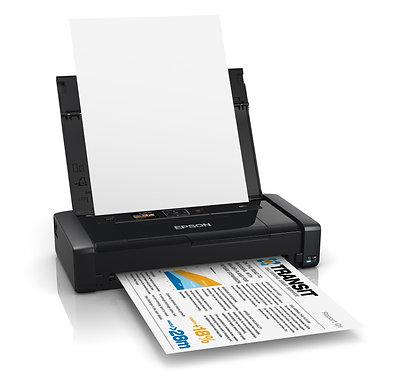 מדפסת ניידת EPSON WF-100W