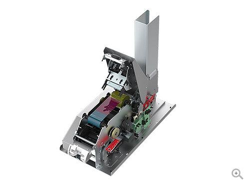 מדפסת כרטיסי פלסטיק לעמדת קיוסק EVOLIS KM500