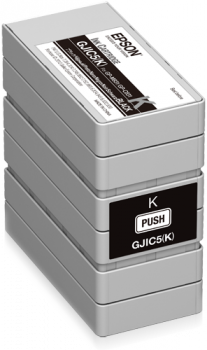 GJIC5(K): INK CARTRIDGE (BLACK)
