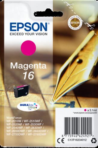 דיו אדום למדפסת אפסון T1623 EPSON